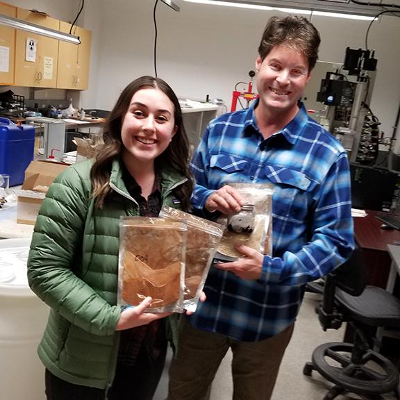 "UBCO Special Research Project – ""BDV"" Biomass Derived VAGNA (Vertically Aligned Graphene Nano Arrays)"
